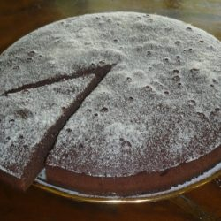 Coconut flour chocolate cake for phase 3